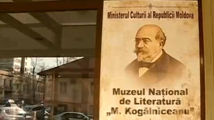 Muzeul Național de Literatură, lăsat în paragină. Mii de exponate cu valoare istorică sunt ţinute în condiţii deplorabile