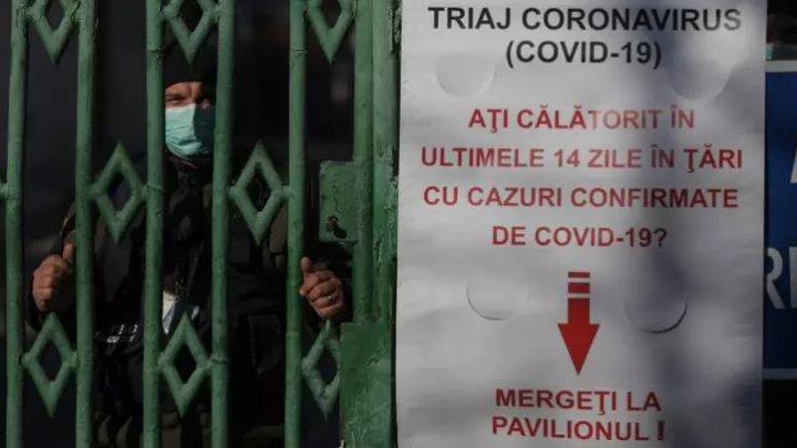 Primul caz de coronavirus înregistrat în România