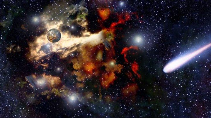 O rocă deosebit de rară, de la începuturile Sistemului Solar, a aterizat în curtea unui german