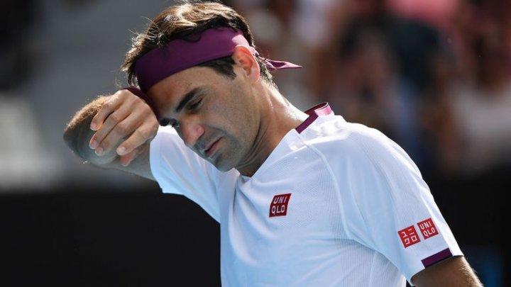FEDERER S-A OPERAT LA GENUNCHI: Elveţianul va rata 5 turnee, inclusiv Roland Garros