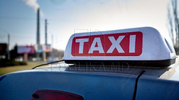 Patru operatori de taxi din Capitală, AMENDAȚI cu câte 50.000 de lei