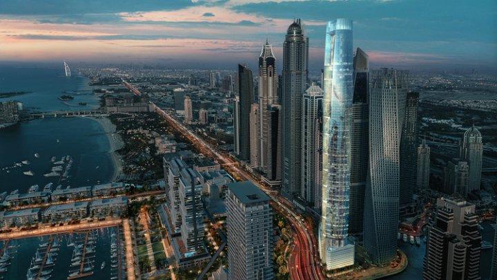 Cum va arăta cel mai înalt hotel din lume şi când va fi inaugurat (VIDEO)