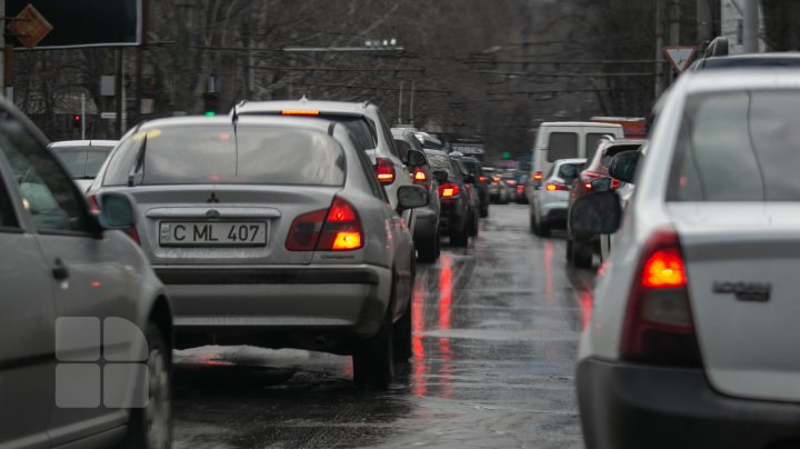 InfoTrafic: Cum se circulă la această oră pe strazile din Capitală