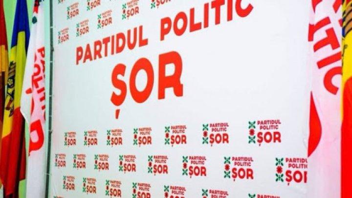 """Partidul """"ȘOR"""", în apărarea cetățenilor. Formațiunea este pregătită pentru proteste masive pentru a apăra interesele oamenilor"""