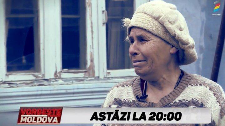 Vorbeşte Moldova: Povestea unei femei de 55 de ani, alungată din casă de propria fiică