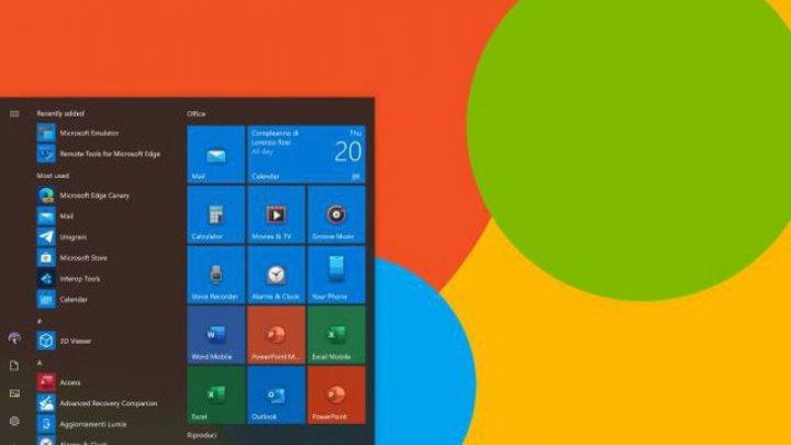 Windows 10 este pe cale să primească un facelift