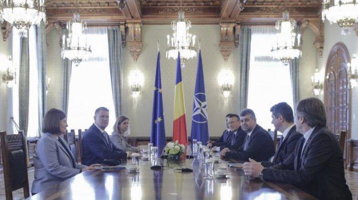 Au început consultările la Cotroceni?: PSD ia în calcul sesizarea la CCR dacă va fi propus premier tot Ludovic Orban