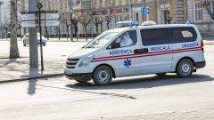 Chișinău / stare de urgență / coronavirus //www.publika.md