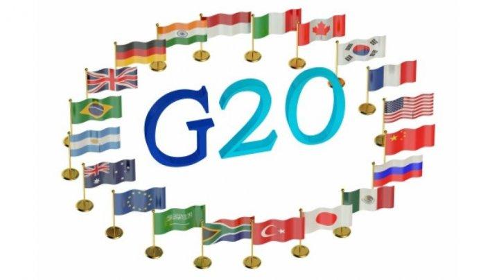 Coronavirus: Summit de urgenţă al G20, joi, prin videoconferinţă