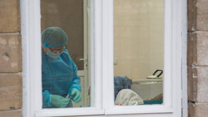 298 cazuri de COVID-19 în Moldova. 18 pacienți au fost VINDECAȚI