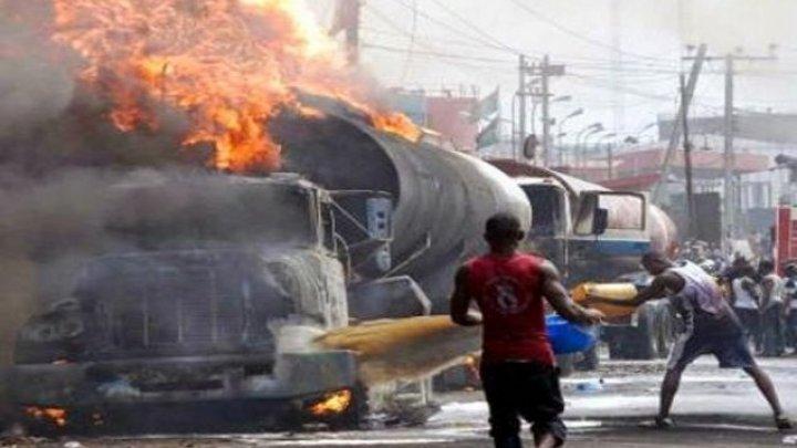 Explzie puternica în Nigeria: Cinci oameni au murit