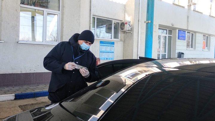 1.836 de persoane au intrat în Moldova, în ultimele 24 de ore
