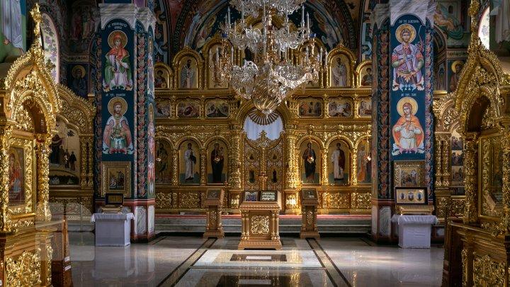 Un preot din Ștefan-Vodă, INFECTAT cu COVID-19. DETALII despre activitatea lui ilegală și călătoria de la Mănăstirea Poceaev