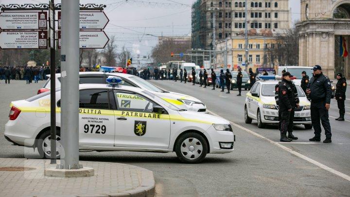 Prima zi de post cu proteste, comemorări, violențe și trafic blocat (FOTOREPORT)