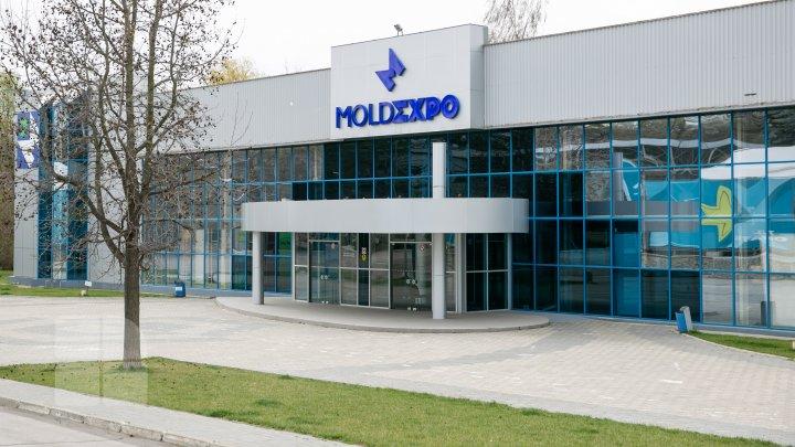 Lucrările de amenajare a centrului de triere la Moldexpo sunt în toi (FOTO / VIDEO)