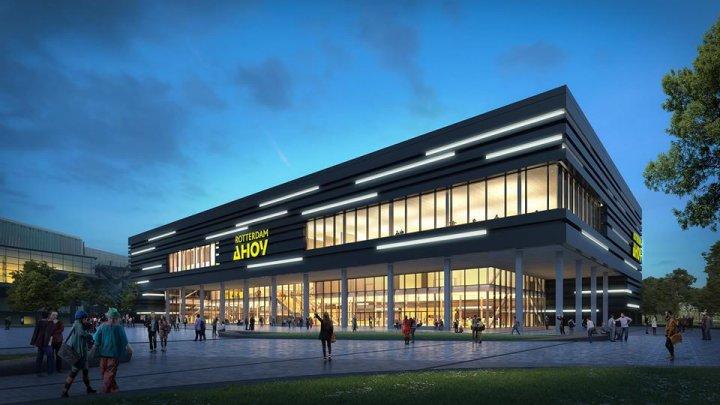 Arena din Rotterdam, care urma să găzduiască Eurovision 2020, folosită pentru pacienţii cu coronavirus