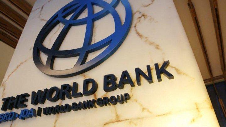 Banca Mondială se așteaptă ca anul acesta PIB-ul Moldovei să scadă cu 7,2%