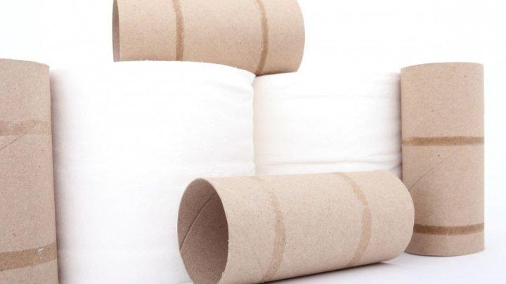 Industria producătoare de hârtie igienică, șocată de valul uriaș de comenzi
