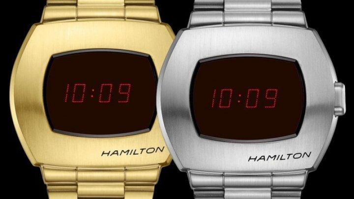 Hamilton Pulsar, primul ceas digital din lume, va fi lansat din nou într-o versiune aniversară. Costă cât un iPhone