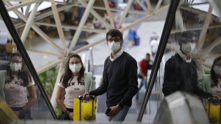 Coronavirusul continuă să facă ravagii în lume: Sute de mii de cazuri de îmbolnăviri