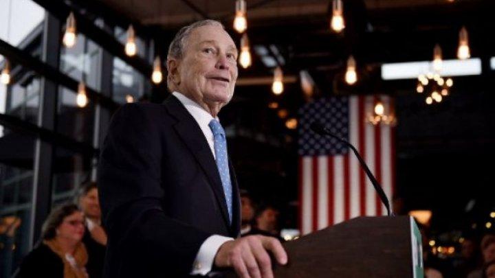 Michael Bloomberg s-a retras din cursa democrată pentru prezidenţialele americane