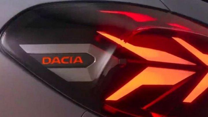 Dacia a făcut publice PRIMELE IMAGINI cu modelul r-EV-olution, primul sa maşină electrică
