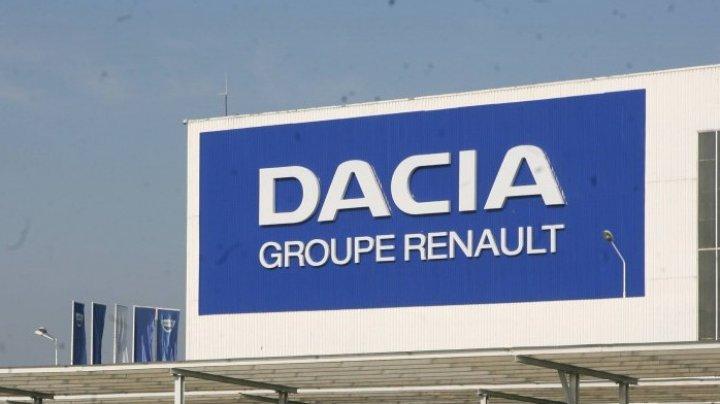 Renault, grupul care deține Dacia, închide pe termen nedeterminat toate fabricile din Franța, din cauza pandemiei de coronavirus