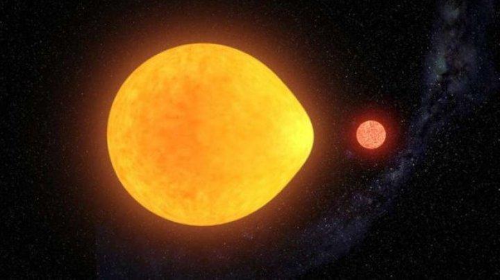 A fost descoperit un nou tip de stea care pulsează într-o singură direcţie