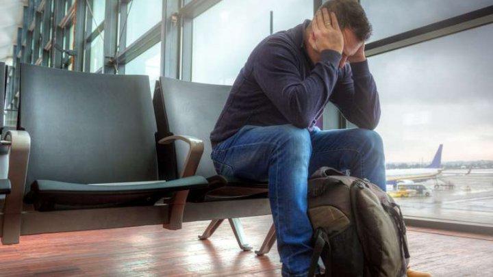Strigăt de disperare! Un moldovean care locuiește în Rusia, blocat timp de patru zile pe aeroportul Sheremetyevo