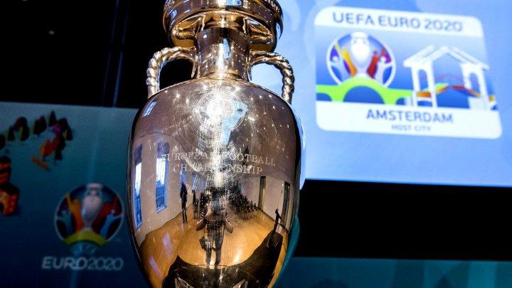 UEFA nu amână EURO 2020 din cauza coronavirusului