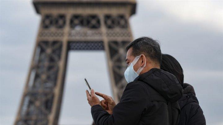 Măsuri înăsprite în Franța din cauza pandemiei de COVID-19: Ieșirile, la maxim 1 km de casă, timp de o oră, o singură dată pe zi