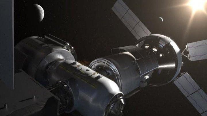 SpaceX va asigura serviciile de logistică pentru staţia spaţială către Lună a NASA