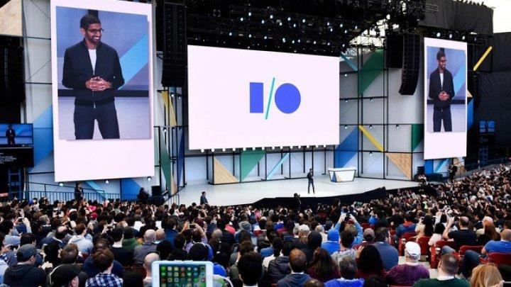 Google I/O 2020, anulat complet. Nu se va mai ţine nici în format online