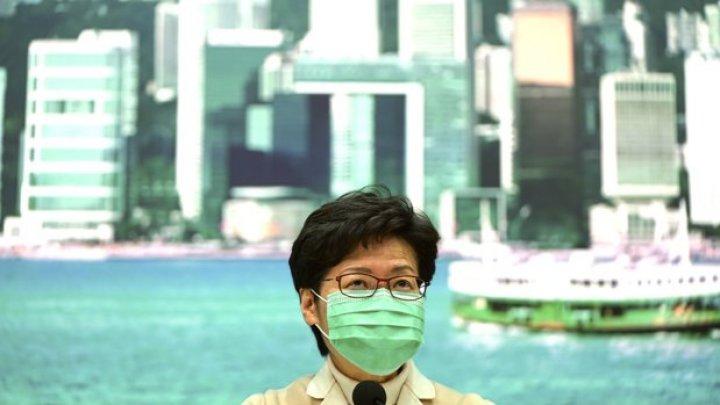 Hong Kong a impus din nou carantină parţială