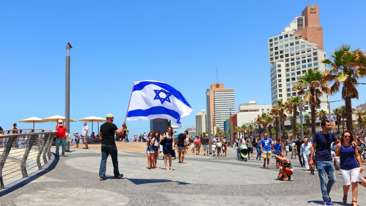 Regim de carantină pentru persoanele care intră pe teritoriul Statului Israel