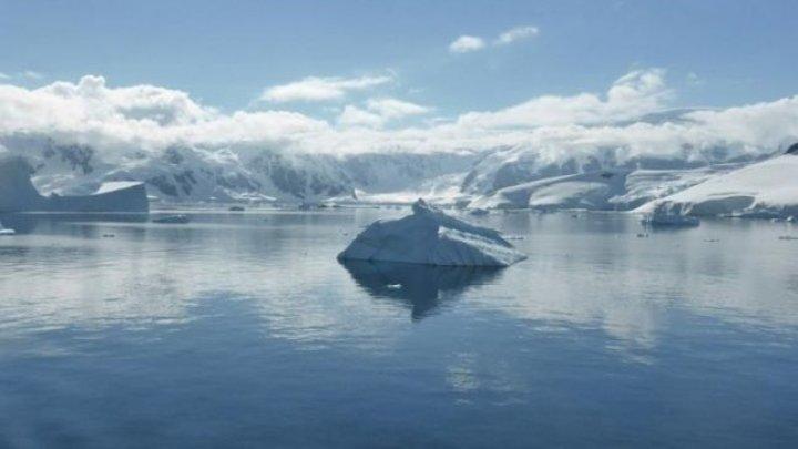 Calotele glaciare se topesc de 6 ori mai rapid decât în anii 90