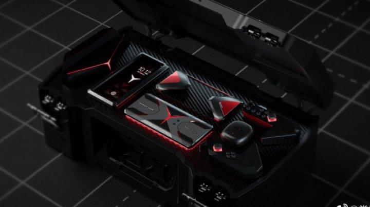 Lenovo va lansa un telefon de gaming spectaculos, din gama Legion. Va fi livrat, la propriu, într-o valiză