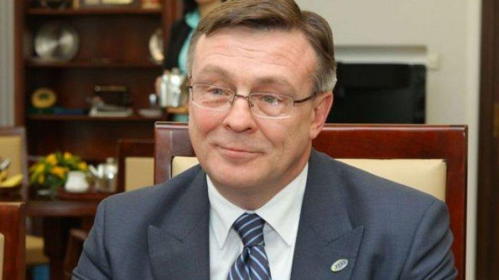 Un fost ministru de Externe al Ucrainei, arestat în cazul uciderii directorului unui canal de televiziune