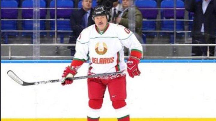 Belaruşii nu au frică de coronavirus! Lukașenko joacă hochei şi crede că nu există motive pentru a intra în panică