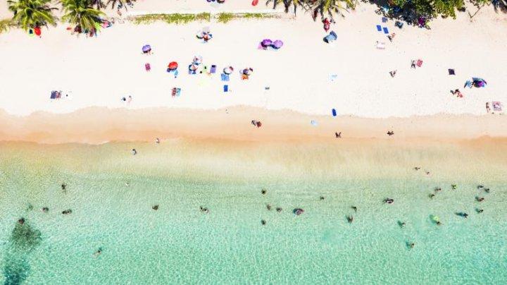Un paradis exotic și-a închis plajele din cauza pandemiei de COVID-19
