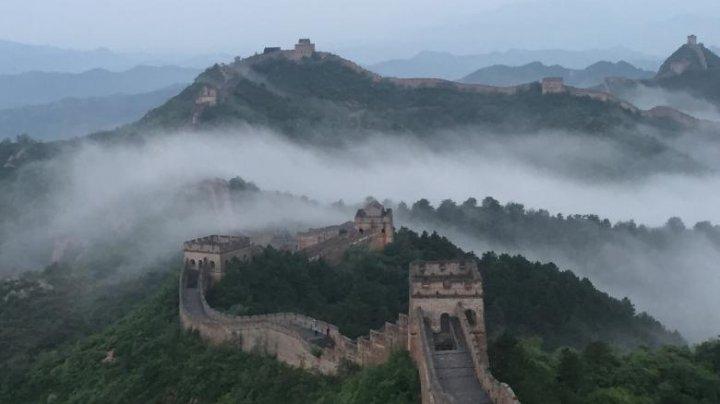China redeschide cea mai populară secțiune din Marele Zid Chinezesc
