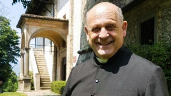 Un preot din Italia, infectat cu coronavirus, a murit după ce i-a cedat ventilatorul mecanic unui pacient mai tânăr