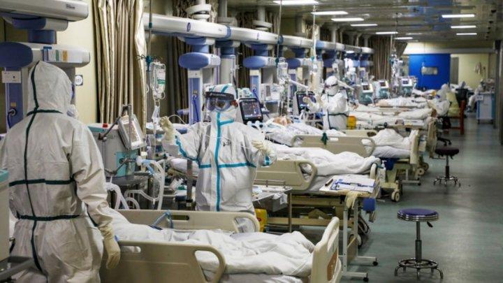 În ultimele 24 de ore, 115 oameni au murit în Regatul Unit din cauza coronavirusului