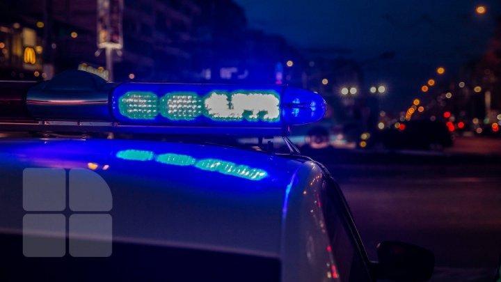 """Jaf în plină noapte la Telenești. Unei studente de la Academia de Poliție """"Ștefan cel Mare"""" i-a fost furați peste 5000 de euro"""