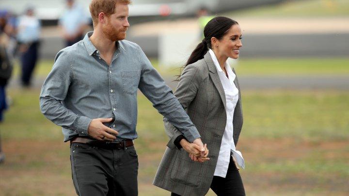 Prințul Harry și Meghan își încep astăzi oficial viața non-regală