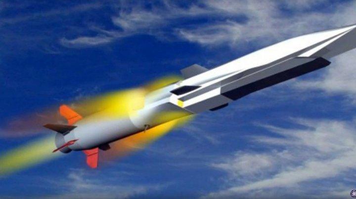 Washingtonul anunţă testarea cu succes a unei rachete hipersonice