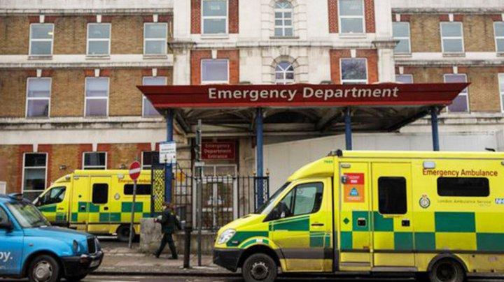 """Coronavirus în Marea Britanie: Spitalele din Londra, confruntate cu un """"tsunami continuu"""" de bolnavi"""