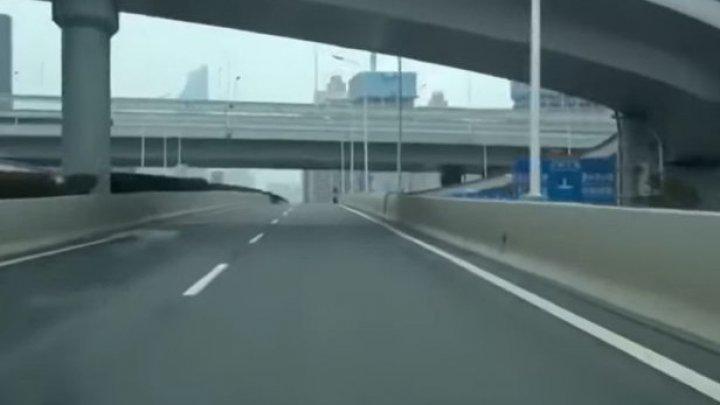 Imaginile surprinse în Wuhan care arată că oraşul este încă o fantomă (VIDEO)