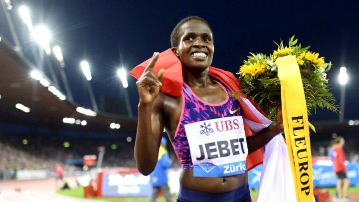 O campioană olimpică, suspendată patru ani pentru dopaj