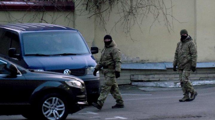 Un preot din Ucraina, acuzat de trafic cu arme. A vândut un lansator de grenade și dinamită